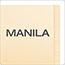 Pendaflex® End Tab Expansion Folders, 2 Fasteners, Straight Cut Tab, Letter, Manila, 50/Box Thumbnail 3