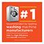 Tide® HE Laundry Detergent, Original Scent, Liquid, 92 oz. Bottle, 64 loads Thumbnail 4