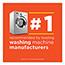 Tide® Free & Gentle Liquid Laundry Detergent, 46 oz. Bottle, 32 Loads, 6/Carton Thumbnail 6