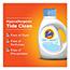 Tide® Free & Gentle Liquid Laundry Detergent, 92 oz. Bottle, 64 Loads, 4/Carton Thumbnail 4