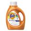 Tide® Liquid Laundry Detergent plus Bleach Alternative, Original Scent, 69 oz Bottle, 4/CT Thumbnail 1