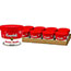 Campbell's® Microwavable Soup Bowls, Classic Chicken Noodle, 15.4 oz., 8/CS Thumbnail 5