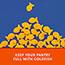 Pepperidge Farm® Goldfish Crackers, Baked Cheddar, 58 oz Resealable Bag in Box Thumbnail 3