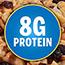 Planters® Trail Mix, Tropical Fruit & Nut, 2 oz. Bag, 72/CT Thumbnail 4