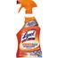 LYSOL® Brand Kitchen Pro Antibacterial Cleaner, Citrus Scent, 22 oz. Spray Bottle, 9/CT Thumbnail 1