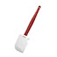 """Rubbermaid® Commercial High-Heat Cook's Scraper, 13 1/2"""", Red/White Thumbnail 8"""