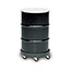 Rubbermaid® Commercial Brute Container Universal Drum Dolly, 500lb, Black Thumbnail 2