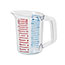 Rubbermaid® Commercial Bouncer Measuring Cup, 16oz, Clear Thumbnail 2