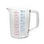 Rubbermaid® Commercial Bouncer Measuring Cup, 2qt, Clear Thumbnail 3