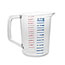 Rubbermaid® Commercial Bouncer Measuring Cup, 2qt, Clear Thumbnail 2
