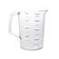 Rubbermaid® Commercial Bouncer Measuring Cup, 4qt, Clear Thumbnail 2