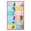 """Blueline® Romantic Monthly Desk Pad Calendar, 22"""" x 17"""", Classic Floral Design, 2021 Thumbnail 2"""