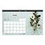 """Blueline® Romantic Monthly Desk Pad Calendar, 17 3/4"""" x 10 7/8"""", Classic Floral Design, 2021 Thumbnail 5"""