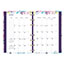 """Blueline® MiracleBind™ Passion, Weekly/Monthly Planner, 8"""" x 5"""", Delicate Floral Design, 2021 Thumbnail 2"""