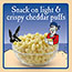 Pirate's Booty® Baked Puffs, Aged White Cheddar, 0.75 oz., 24/CS Thumbnail 4