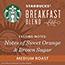 Starbucks® Coffee, Breakfast Blend, Ground, 1lb Bag Thumbnail 2