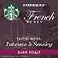 Starbucks® Coffee, French Roast, 2.5oz Bag, 18 Bags/Box Thumbnail 2