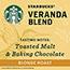 Starbucks® Coffee, Veranda Blend, 2.5 oz., 18/Box Thumbnail 2