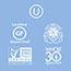 Spindrift® Sparkling Water, Lemon, 12 oz., 24/CS Thumbnail 2