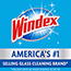 Windex® Glass Cleaner, 20 oz. Aerosol, Original Clean Scent, 12/CT Thumbnail 2