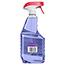 Windex® Non-Ammoniated Multi Surface Cleaner, Pleasant Scent, 32 oz Bottle, 12/Carton Thumbnail 3