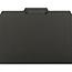 Smead® Interior File Folders, 1/3 Cut Top Tab, Letter, Black, 100/Box Thumbnail 4