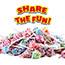 Dum-Dum Pops, Assorted, 30 lb., 2338/CT Thumbnail 3