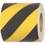 "Tape Logic® Heavy Duty Anti-Slip Treads, 6"" x 24"", Black/Yellow, 50 Strips/CS Thumbnail 1"