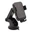 Tripp Lite Wireless Car Charger - 15W, USB-C, Qi Compliant, Apple/Samsung, Windshield/Dash/Vent Phone Holder Thumbnail 1
