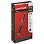uni-ball® Signo Gel 207 Roller Ball Retractable Gel Pen, Blue Ink, Micro Fine, Dozen Thumbnail 1