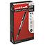 uni-ball® 207 Impact Stick Gel Pen, Bold 1mm, Blue Ink, Black Barrel Thumbnail 1