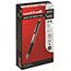 uni-ball® 207 Impact Roller Ball Retractable Gel Pen, Black Ink, Bold Thumbnail 1