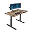 "Vari® Electric Standing Desk, 48"" x 30"", Reclaimed Wood Thumbnail 1"