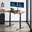 "Vari® Electric Standing Desk, 48"" x 30"", Reclaimed Wood Thumbnail 2"