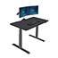 "Vari® Electric Standing Desk, 48"" x 30"", Black Thumbnail 1"