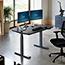 "Vari® Electric Standing Desk, 48"" x 30"", Black Thumbnail 2"