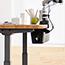 Vari® Electric Standing Desk Cable Management Tray, Black Thumbnail 2