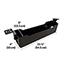 Vari® Electric Standing Desk Cable Management Tray, Black Thumbnail 3