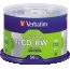 Verbatim® CD-RW Discs, Printable, 700MB/80min, 4x, Spindle, Silver, 50/Pack Thumbnail 1