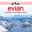 Evian Natural Spring Water, 500 mL, 24/CT Thumbnail 2