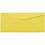 "JAM Paper #9 Business Colored Envelopes, 3 7/8"" x 8 7/8"", Ultra Lemon, 500/BX Thumbnail 1"