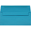 "JAM Paper® #10 Business Colored Envelopes, 4 1/8"" x 9 1/2"", Blue Recycled, 500/CT Thumbnail 2"