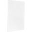"JAM Paper Legal Cardstock, 80 lb., Glossy 2 Sided, 8 1/2"" x 14"", White, 250/BX Thumbnail 1"