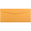 "JAM Paper® #12 Manila Envelopes, 4 3/4"" x 11"", Brown Kraft Manila, 100/PK Thumbnail 1"