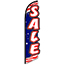 W.B. Mason Auto Supplies 3-D Swooper Banner, Sale Thumbnail 1