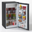 Avanti 3.3 Cu.Ft Refrigerator with Chiller Compartment, Black Thumbnail 1