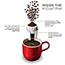 Tim Hortons Dark Roast Coffee K-Cup® Pods, 24/BX Thumbnail 2