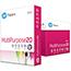 HP Multipurpose Paper, 96 Bright, 20 lb, Letter, White, 2500 Sheets/Carton Thumbnail 1