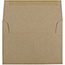 "JAM Paper A6 Premium Invitation Envelopes, 4 3/4"" x 6 1/2"", Brown Kraft Paper Bag, 250/CT Thumbnail 2"