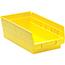 "Quantum® Storage Systems Economy Shelf Bins, 11-5/8"" x 6-5/8"" x 4"", Yellow, 30/CT Thumbnail 1"